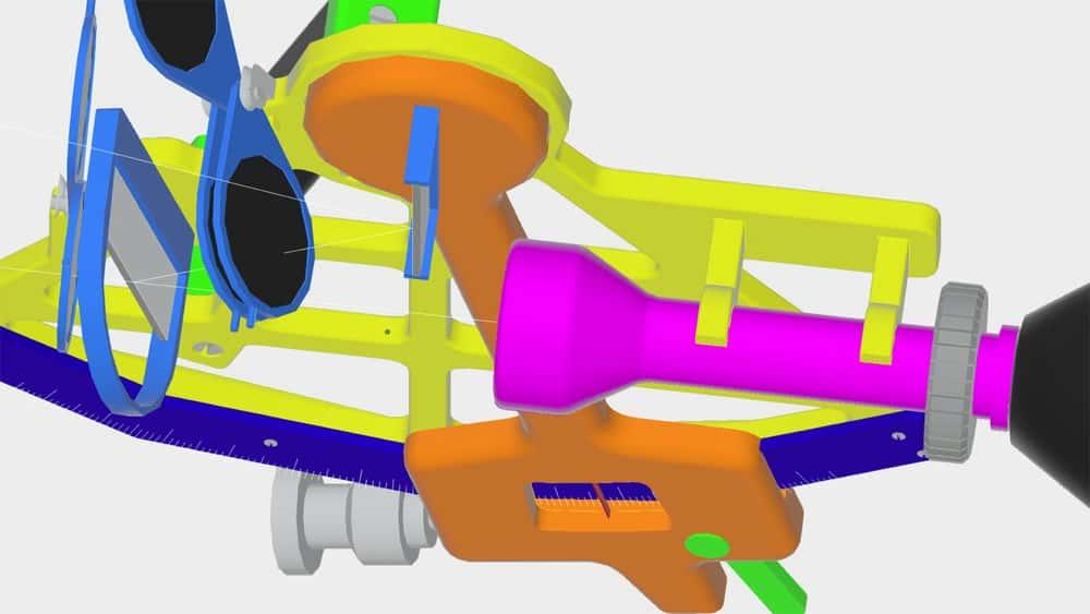 آموزش اتوکد: مستند سازی مدل های سه بعدی