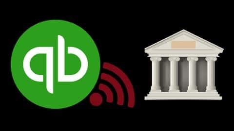 آموزش QuickBooks Online (QBO) حسابداری با بانک های 2021