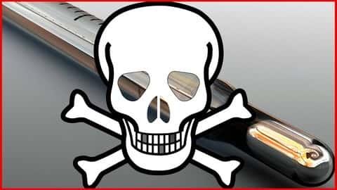 آموزش Mercury Mercury: How to Detox - جلوگیری از مسمومیت با فلزات سنگین