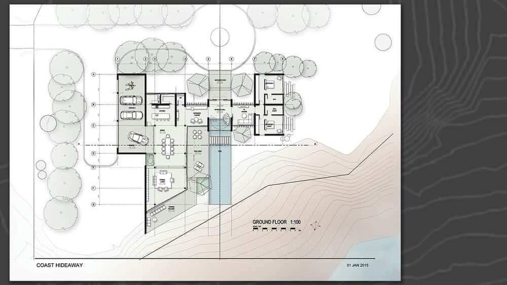 آموزش طراحی برنامه های معماری چشمگیر در اتوکد