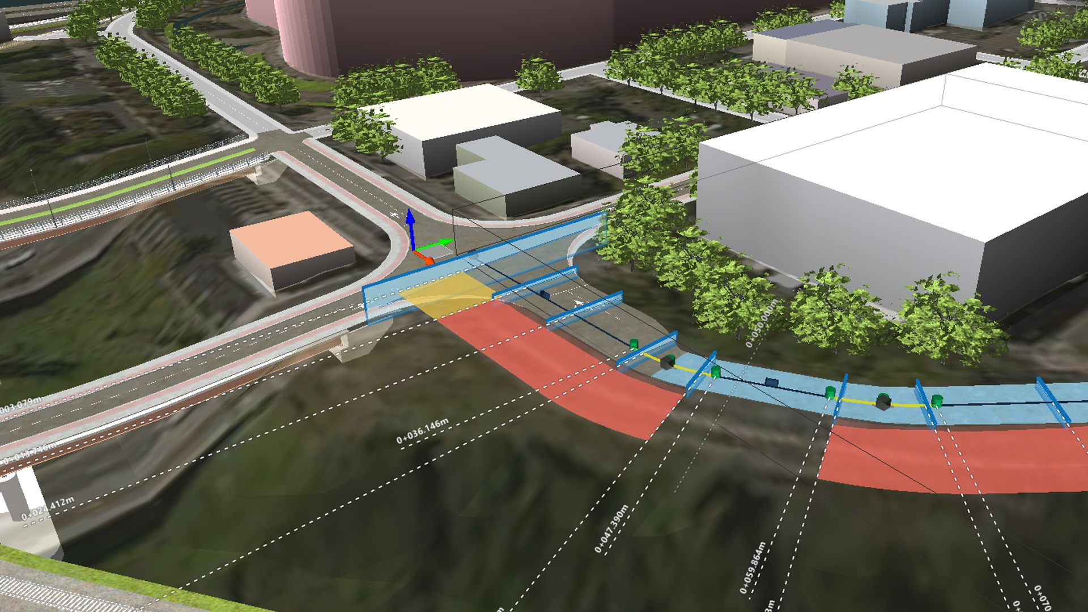 آموزش InfraWorks: بهبود و بهینه سازی جاده ها