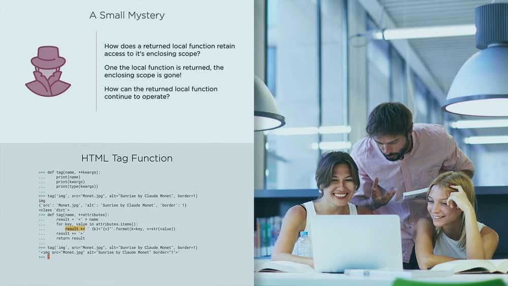 آموزش Core Python: توابع و برنامه نویسی عملکردی