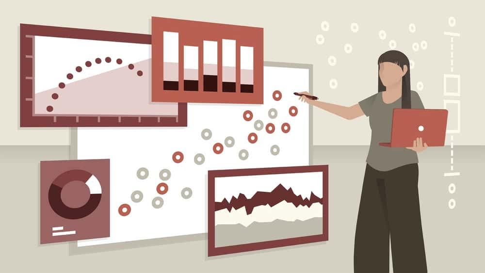 آموزش تجسم داده برای تجزیه و تحلیل و تجزیه و تحلیل داده ها