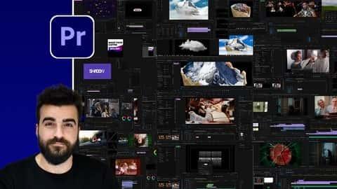 آموزش Adobe Premiere Pro CC Mega Course