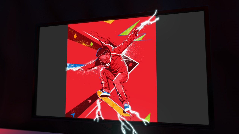 آموزش تزریق انرژی به تصاویر با استفاده از Adobe CC