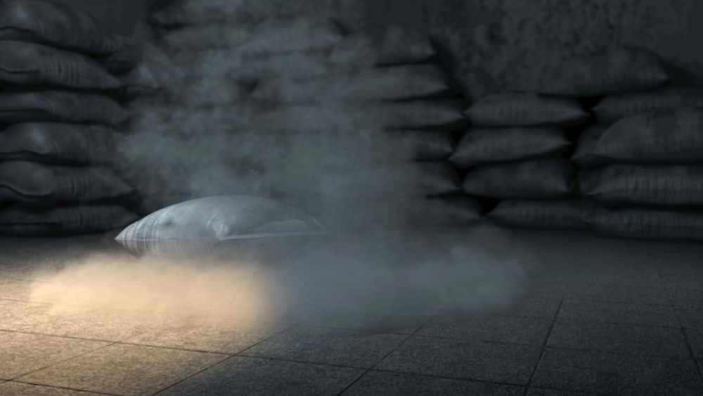 آموزش شبیه سازی پویایی گرد و غبار برای تأثیرات اشیا in در مایا