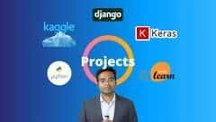 آموزش یادگیری ماشین و هوش مصنوعی روی 3 پروژه