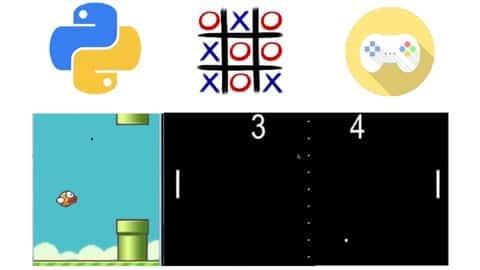 آموزش Learn Python By building Games in Python
