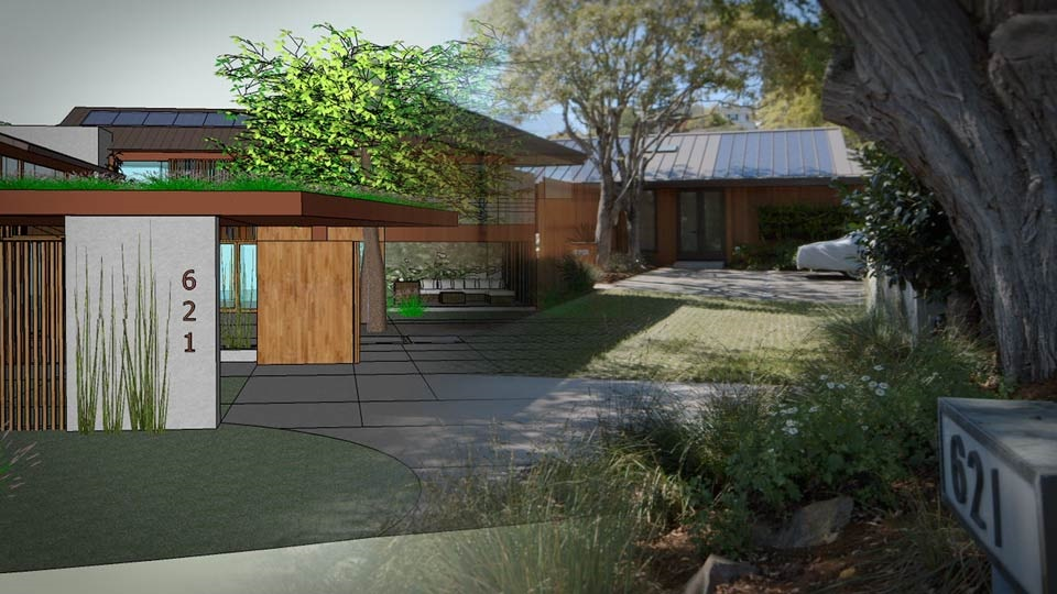 آموزش Michelle Kaufmann's Platinum LEED Home Remodel: شروع به اتمام