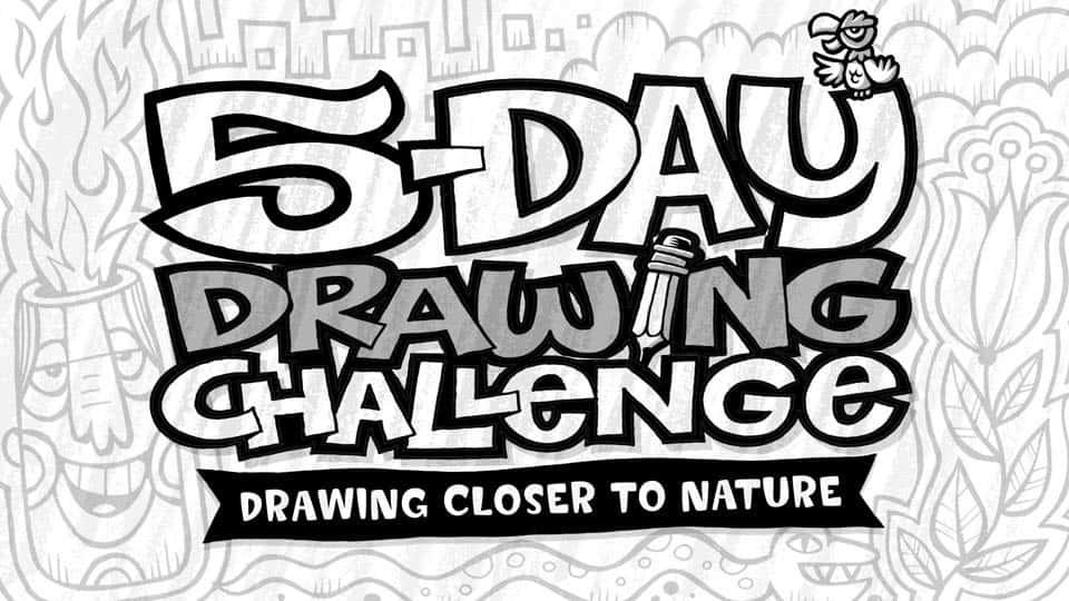 آموزش چالش طراحی 5 روزه: نزدیک تر شدن به طبیعت