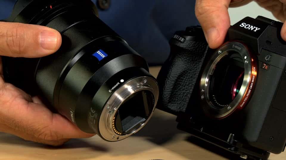 آموزش عکاسی با سری Sony Alpha a7
