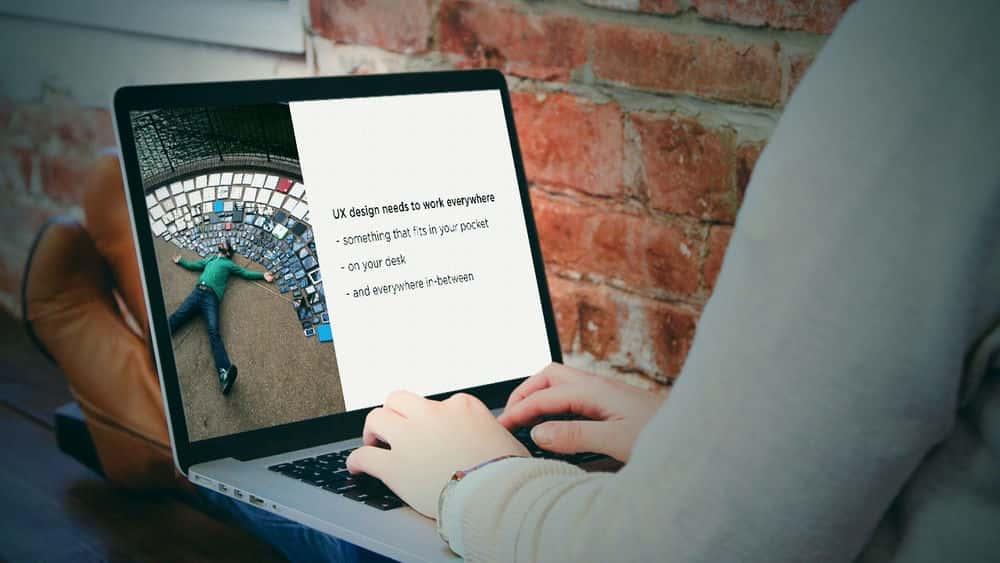 آموزش طراحی UX برای طراحان گرافیک