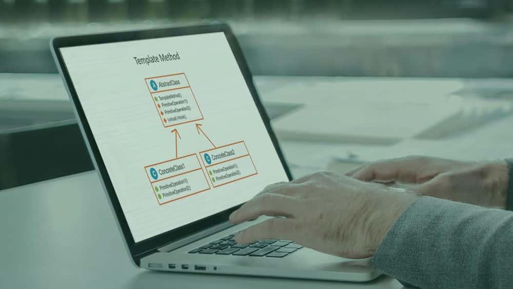 آموزش الگوهای طراحی C #: روش الگو