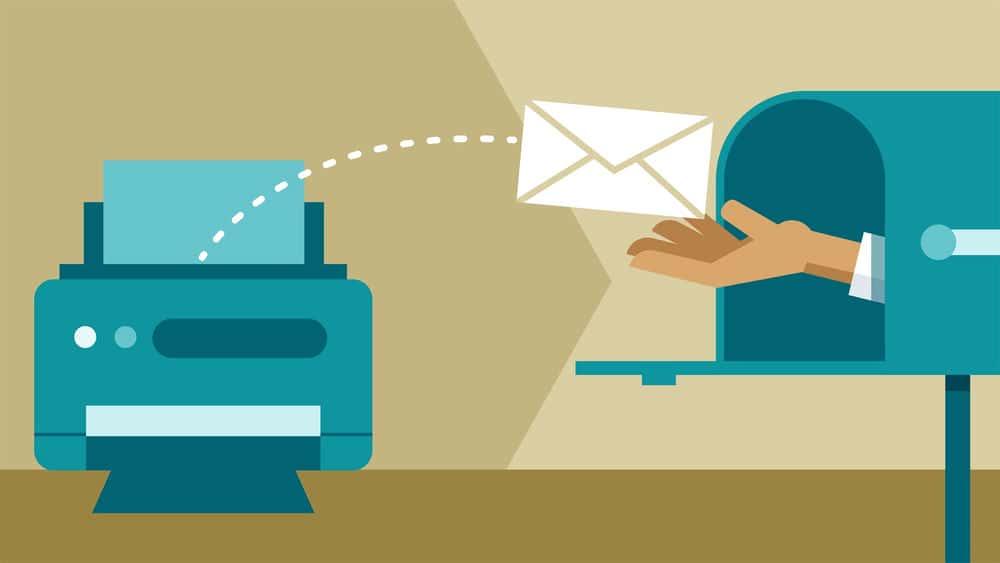 آموزش تولید چاپ: پست مستقیم