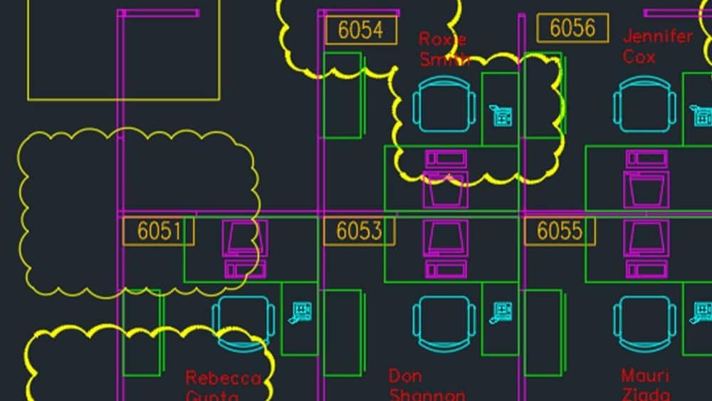 آموزش مهاجرت از MicroStation به AutoCAD Intermediate