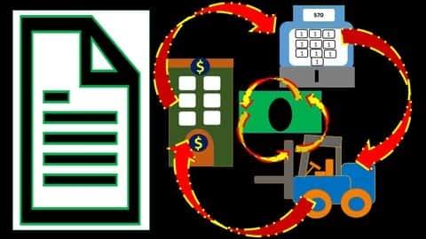 آموزش حسابداری - صورت جریان های نقدی