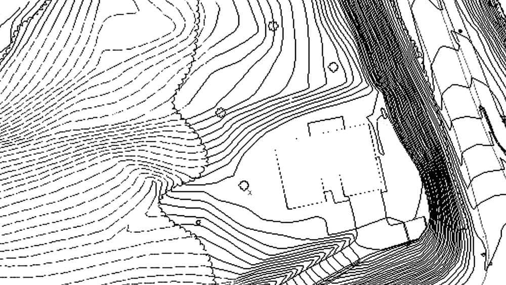 آموزش اتوکد مدنی 3D: بررسی توپوگرافی و مرز