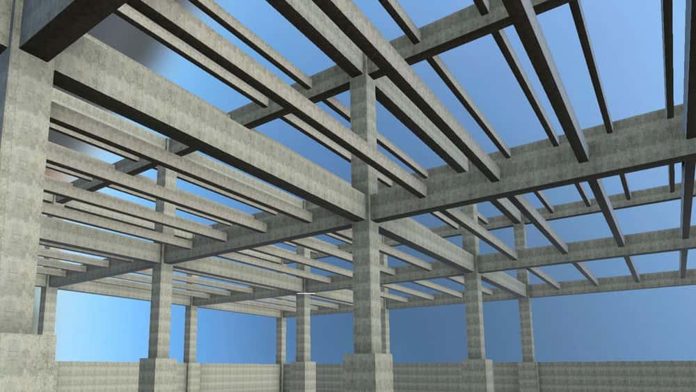 آموزش ایجاد ساختمانهای بتونی با ساختار Revit