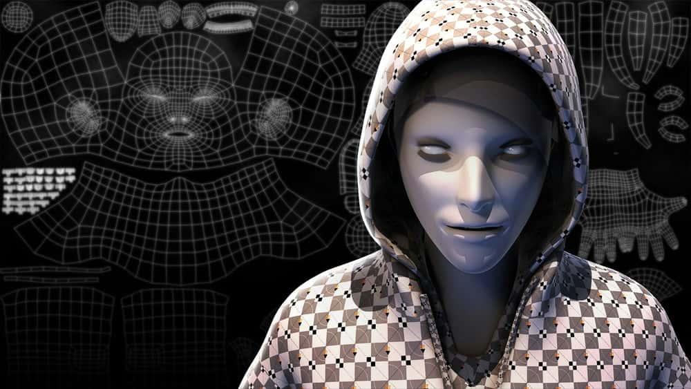 آموزش UV شخصیت های بازی در 3ds Max به راحتی ساخته می شوند