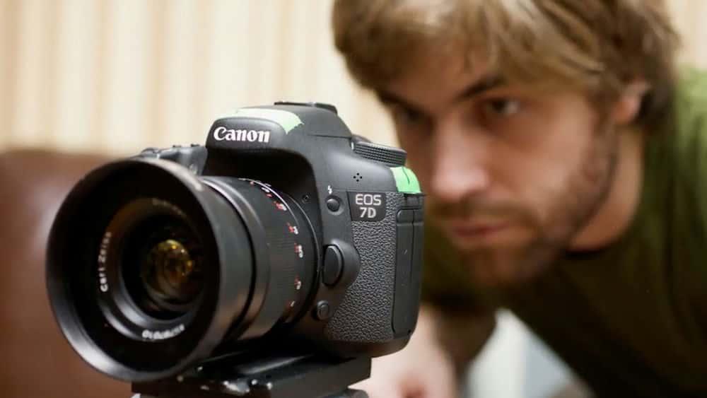 آموزش نکات ویدئویی DSLR: دوربین ها و لنزها