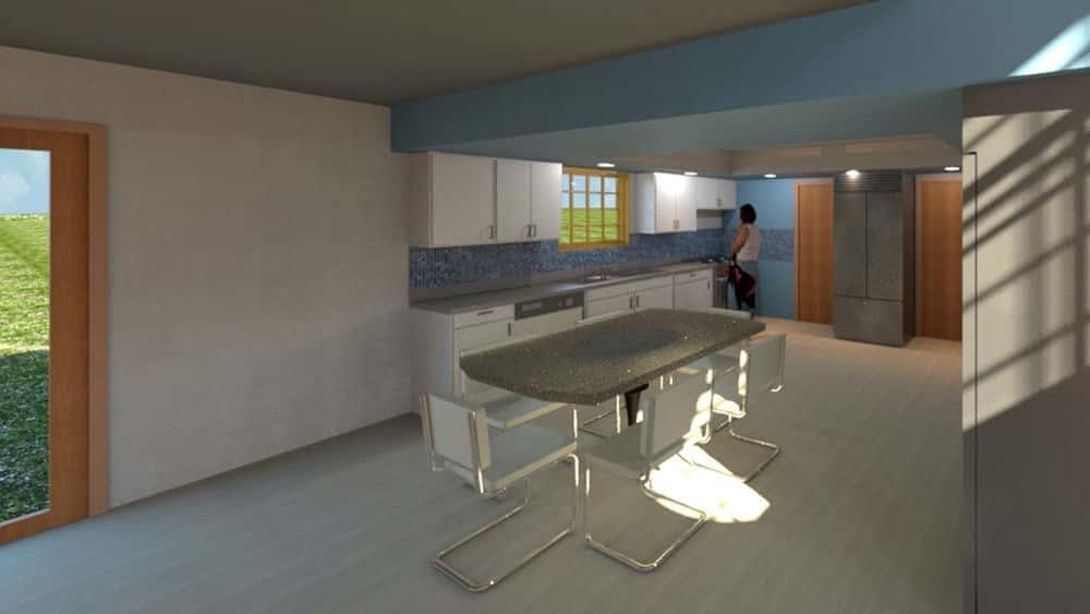 آموزش Revit 2019: تکنیک های آماده ساخت داخلی