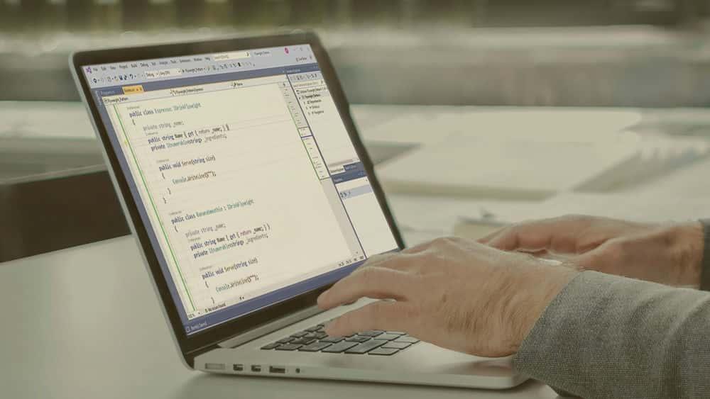 آموزش الگوهای طراحی C #: وزن سبک
