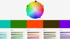 آموزش مبانی تئوری رنگ: یادگیری تئوری رنگ با Adobe Color