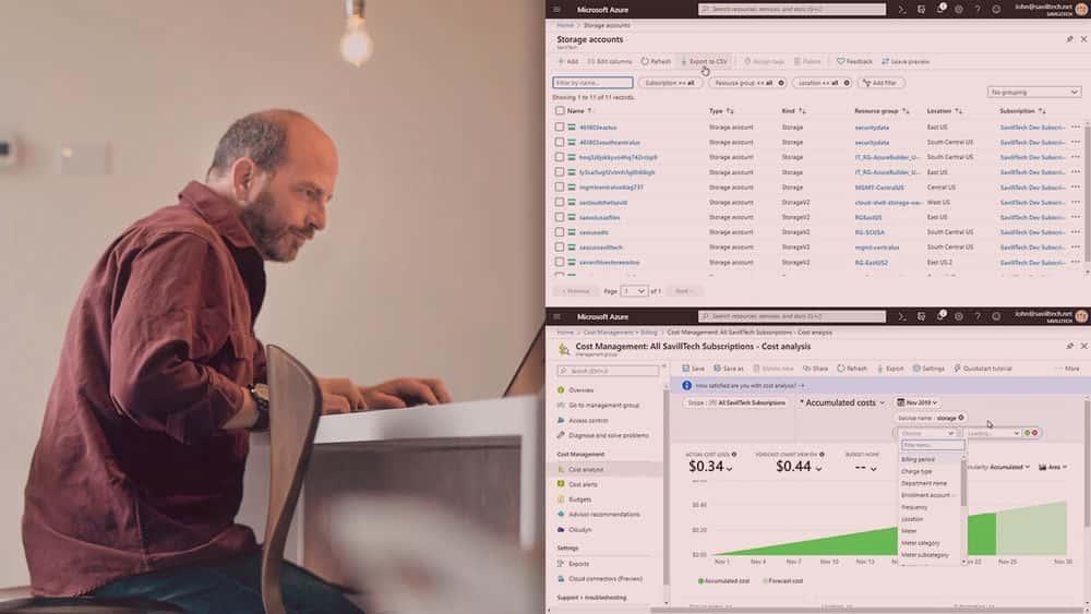 آموزش یک استراتژی مانیتورینگ برای زیرساخت ها در Microsoft Azure طراحی کنید