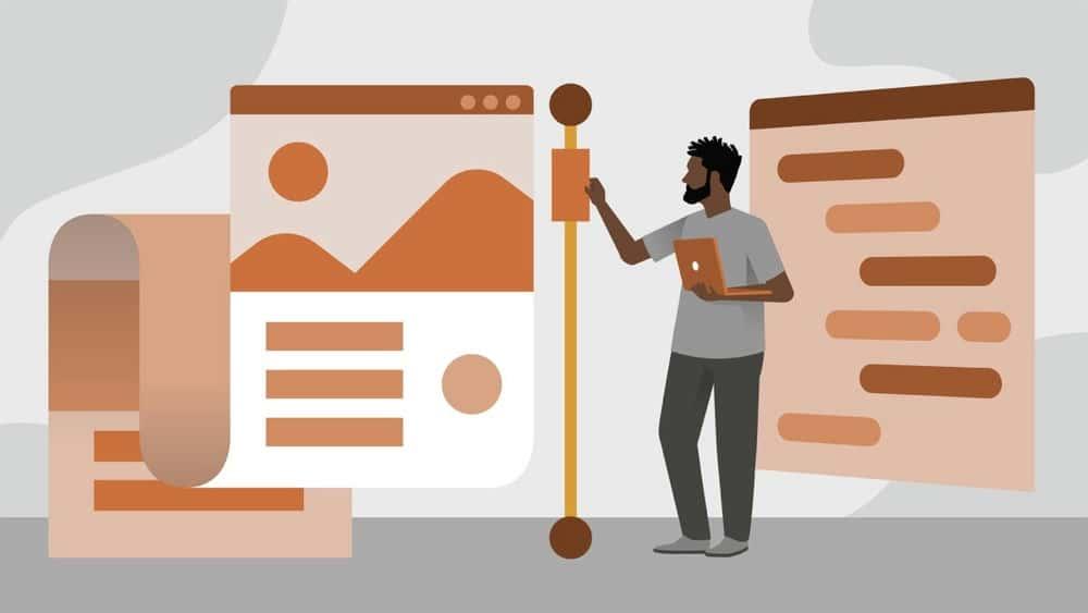 آموزش Scrollytelling: ایجاد یک تجربه وب یک صفحه ای