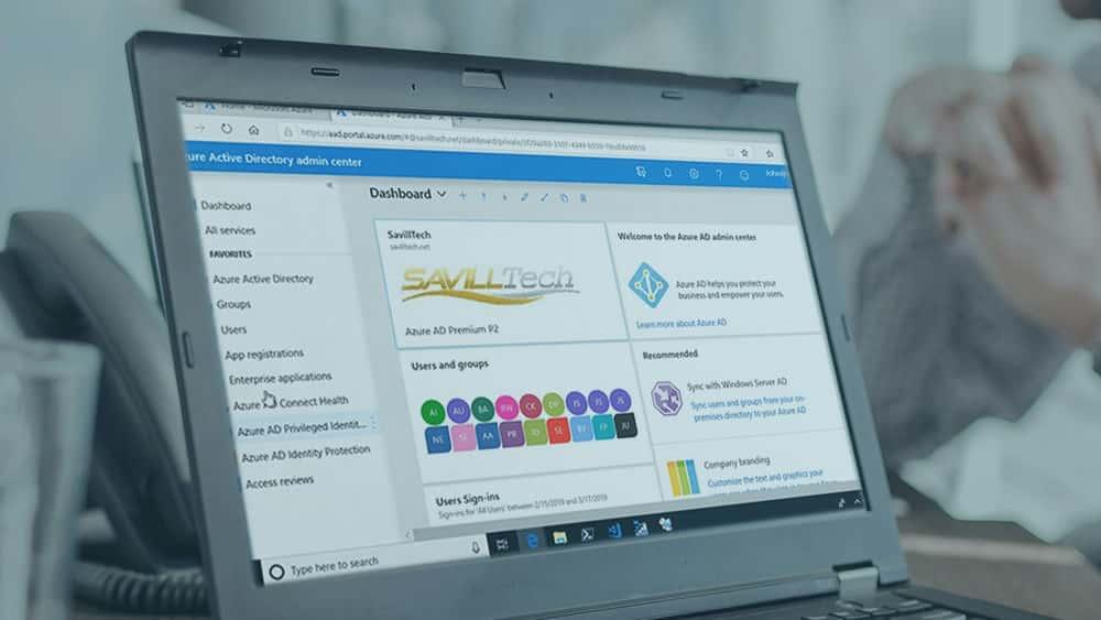 آموزش مدیریت Microsoft Azure Active Directory