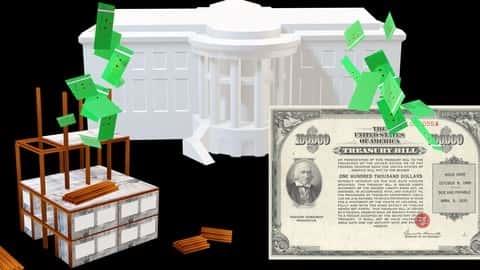 آموزش حسابداری دولتی 200 پروژه سرمایه ای و خدمات بدهی