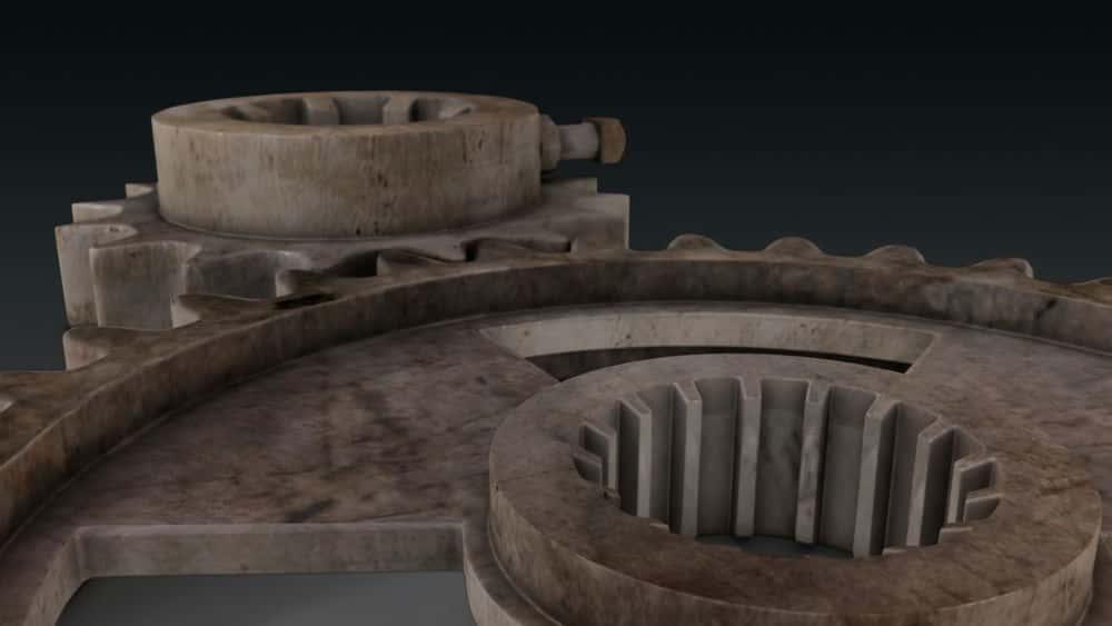 آموزش طراحی متد چرخ دنده در SolidWorks