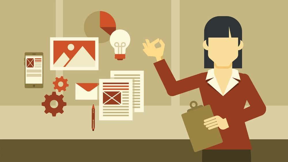 آموزش مدیریت پروژه برای پروژه های خلاق (2017)