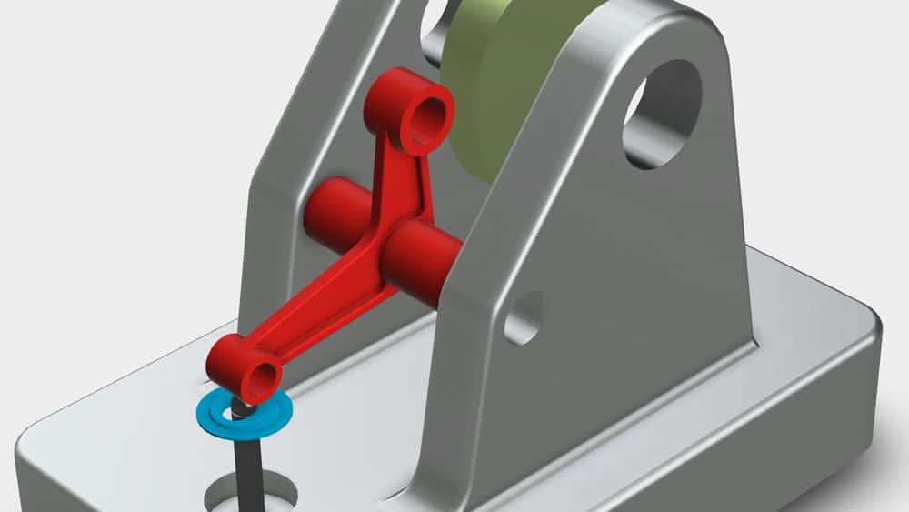 آموزش Autodesk Inventor Professional: ابزار تحلیل استرس