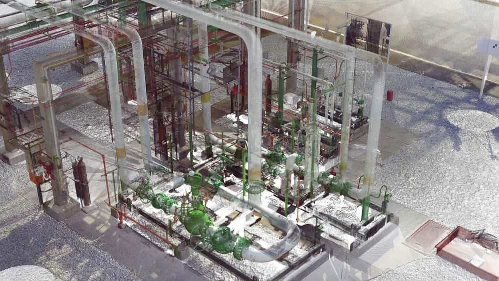 آموزش FARO PointSense Plant