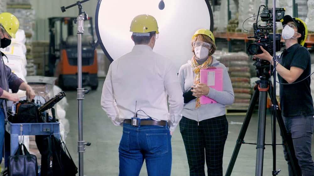 آموزش ملزومات ویدیوی شرکتی: پیش تولید