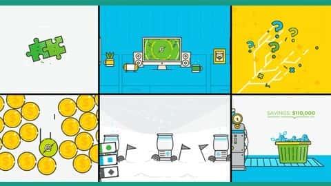 آموزش ساخت یک پروژه گرافیک مسطح