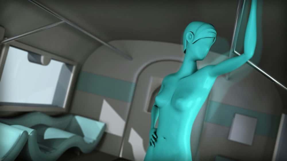 آموزش راه اندازی یک سیستم Jiggle برای انیمیشن در 3ds Max