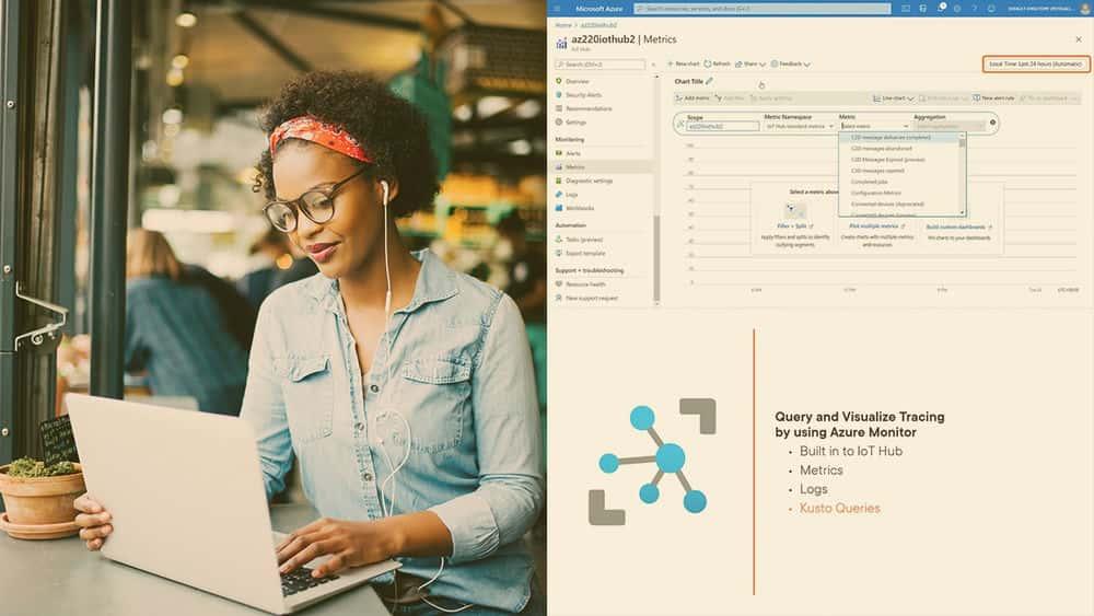 آموزش Microsoft Azure IoT Developer: پیکربندی نظارت بر سلامت