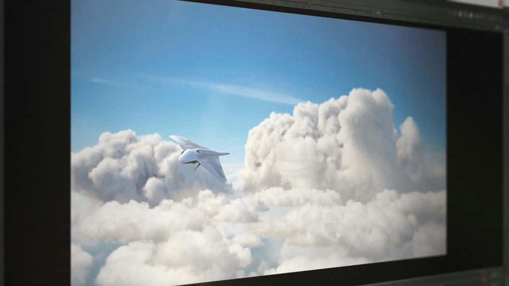 آموزش Maya Dynamics: ابرها و آسمان های تعاملی