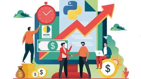 آموزش پایتون و یادگیری ماشین در تحلیل مالی