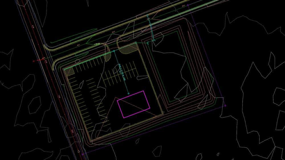 آموزش اتوکد Civil 3D: طراحی سیستم های لوله جاذبه