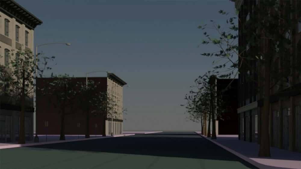 آموزش ایجاد Cityscapes در 3ds Max