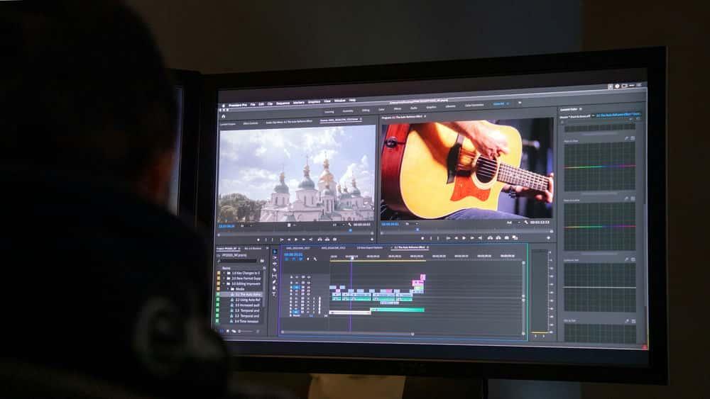 آموزش Premiere Pro ویژگی های جدید