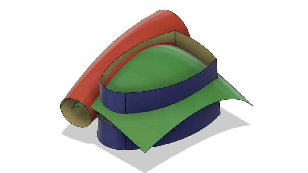 آموزش Fusion 360: طراحی برای پلاستیک ها