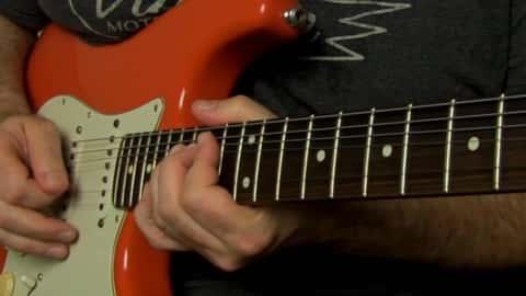 آموزش تکنیک های بزرگ 5 گیتار - سازنده حافظه عضلانی