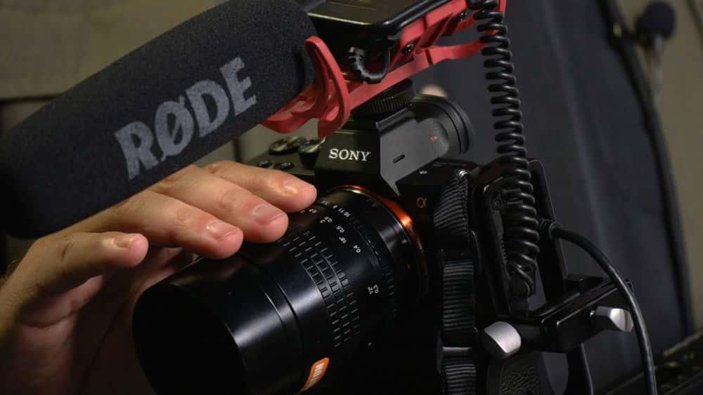 آموزش یادگیری دوربین Sony DSLR