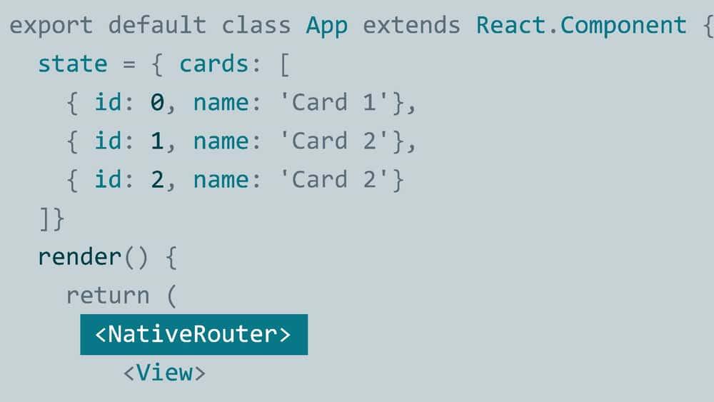 آموزش React: React Router
