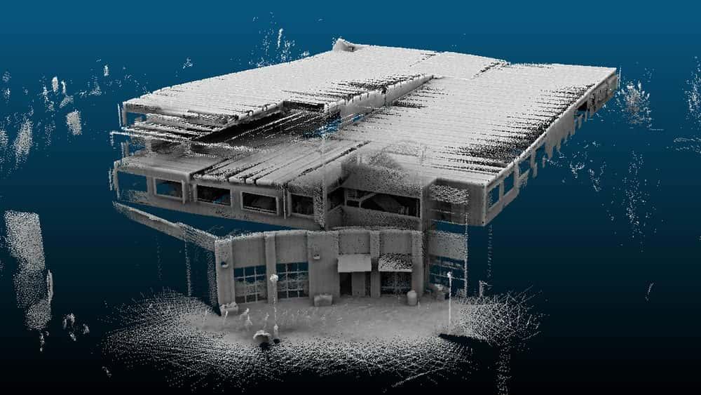 آموزش FARO Scene 3D Laser اسکن ثبت نام