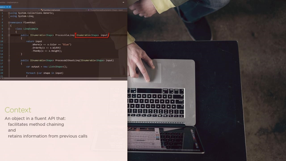آموزش طراحی Fluent API در C #